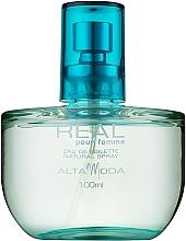 Fragrances, Perfumes, Cosmetics Alta Moda Real - Eau de Toilette