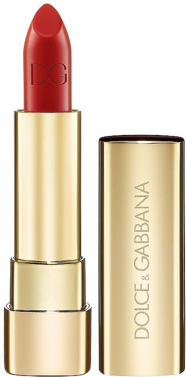 Classic Cream Lipstick - Dolce & Gabbana Classic Cream Lipstick — photo N1