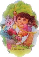 "Fragrances, Perfumes, Cosmetics Bath Sponge ""Dora"", 169-6 - Suavipiel Dora Bath Sponge"
