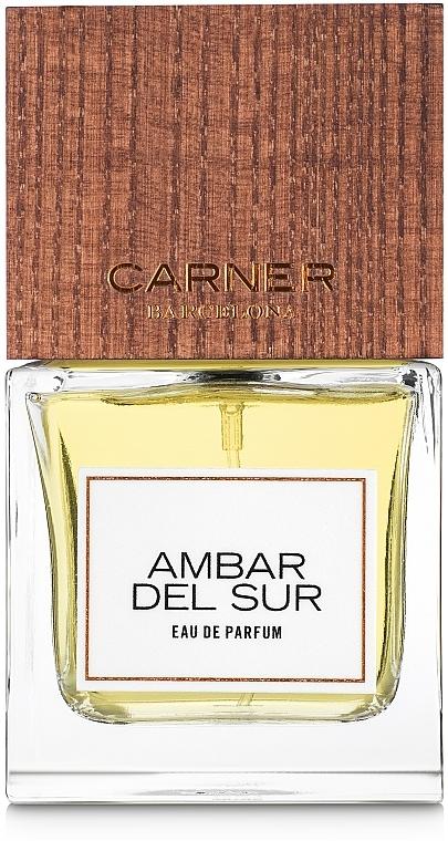 Carner Barcelona Ambar Del Sur - Eau de Parfum