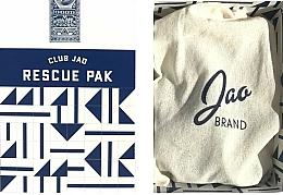 Fragrances, Perfumes, Cosmetics Set - Jao Brand Travel Rescue Pak (h/san/59ml + b/butter/18gr + lip/balm/5gr)