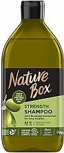 Fragrances, Perfumes, Cosmetics Shampoo with Olive Oil for Long Hair - Nature Box Shampoo Olive Oil