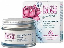 Fragrances, Perfumes, Cosmetics Regenerating Cream - Bulgarian Rose Signature SPA Regenerating Cream