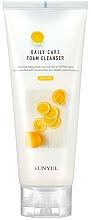 Fragrances, Perfumes, Cosmetics Cleansing Lemon Extract Foam - Eunyul Daily Care Lemon Foam Cleanser