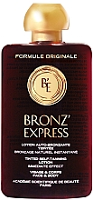 Fragrances, Perfumes, Cosmetics Autotan Lotion for Face and Body - Academie Bronz'Express Lotion