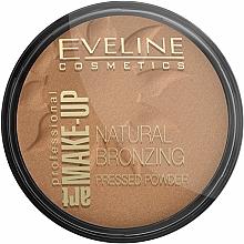 Fragrances, Perfumes, Cosmetics Compact Bronzing Powder - Eveline Cosmetics Art Professional