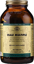 Fragrances, Perfumes, Cosmetics Vitamins for Men - Solgar Male Multiple