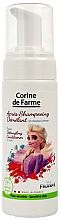 "Fragrances, Perfumes, Cosmetics Kids Hair Foam Conditioner ""Frozen"" - Corine De Farme"