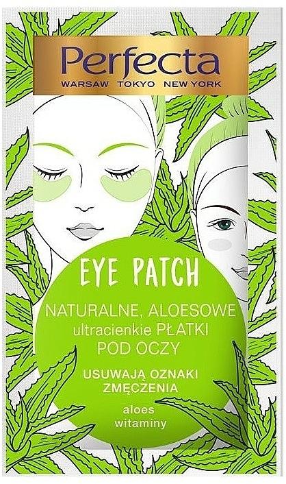 Eye Patches - Perfecta Eye Patch Aloe & Vitamins