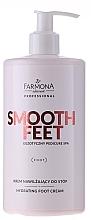 Fragrances, Perfumes, Cosmetics Grapefruit Regeneratng Foot Cream - Farmona Exotic Pedicure SPA