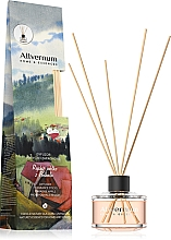 """Fragrances, Perfumes, Cosmetics Aroma Diffuser """"Paradise Apple from Podhale Region"""" with Sticks - Allverne Home & Essences Diffuser"""