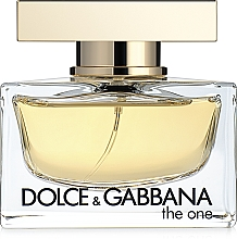 Fragrances, Perfumes, Cosmetics Dolce & Gabbana The One - Eau de Parfum