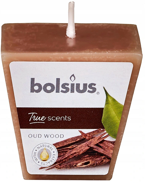"""Scented Candle """"Argan Tree"""", 47/47 mm - Bolsius True Scents Candle"""