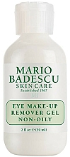 Fragrances, Perfumes, Cosmetics Eye Makeup Remover Gel - Mario Badescu Eye Make-up Remover Gel