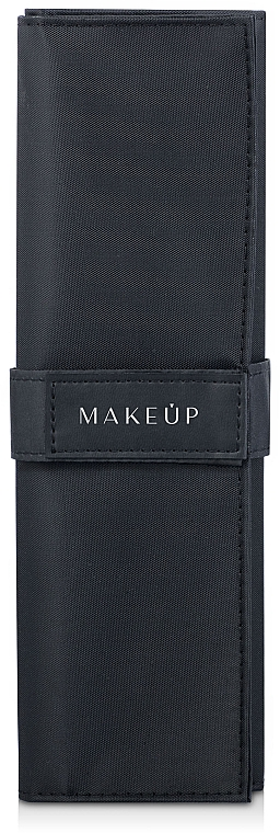 """10-Piece Makeup Brush Case """"Basic"""", black - Makeup"""