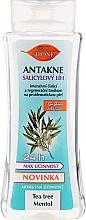 Fragrances, Perfumes, Cosmetics Facial Salicylic Alcohol - Bione Cosmetics Antakne Salicylic Spirit Tea Tree and Menthol