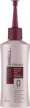 Fragrances, Perfumes, Cosmetics Perming Liquid 0 - Goldwell Vitensity Performing Lotion 0