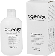 Fragrances, Perfumes, Cosmetics Hair Restorative Protective System for Chemically Treated Hair - Inebrya Ogenex Fiber Perfector