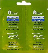 Fragrances, Perfumes, Cosmetics Acid Face Peeling - Ava Laboratorium Pore Revolution Peel