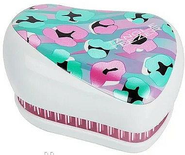 Hair Brush - Tangle Teezer Compact Styler Digital Skin Ultra Pink Mint — photo N4