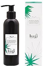 Fragrances, Perfumes, Cosmetics Body Lotion with Hemp Oil - Hagi Body Lotion