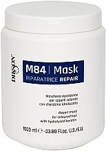 Fragrances, Perfumes, Cosmetics Repair Colored Hair Mask with Hydrolyzed Keratin - Dikson M84 Repair Mask