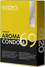 Fragrances, Perfumes, Cosmetics Aroma Condoms - Egzo