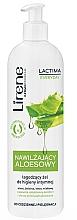 Fragrances, Perfumes, Cosmetics Intimate Hygiene Gel - Lirene Lactima Everyday Aloe