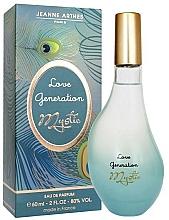 Fragrances, Perfumes, Cosmetics Jeanne Arthes Love Generation Mystic - Eau de Parfum