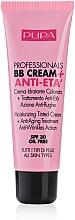 Fragrances, Perfumes, Cosmetics Anti-Age Moisturizing BB-Cream - Pupa Anti-Eta BB-Cream SPF30