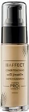 Fragrances, Perfumes, Cosmetics Matte Foundation - Affect Cosmetics Cover Touch Matte Foundation