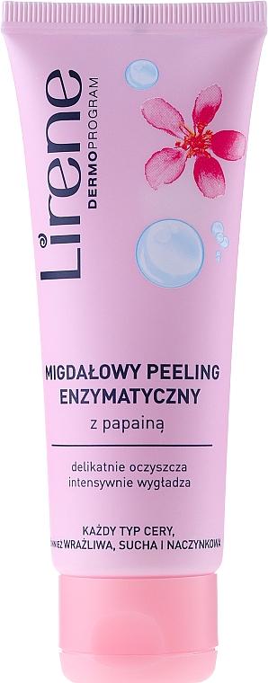 Almond Oil Face Peeling - Lirene Dermo Program Peel