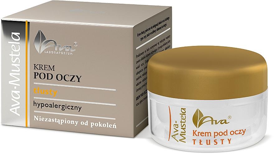 Eye Cream - Ava Laboratorium Ava Mustela Cream