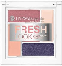 Fragrances, Perfumes, Cosmetics Eyeshadow Palette - Bell Hypoallergenic Fresh Look Eyeshadow Palette