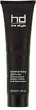 Fragrances, Perfumes, Cosmetics Extra Strong Hold Gel with UV Filter - Farmavita HD Extreme Fixing Gel/UV Filter
