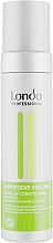 Fragrances, Perfumes, Cosmetics Hair Mousse-Conditioner - Londa Professional Impressive Volume