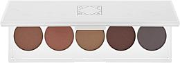 Fragrances, Perfumes, Cosmetics Brow Palette - Ofra Signature Palette Eyebrow Quintet