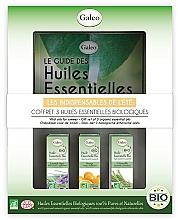 "Fragrances, Perfumes, Cosmetics Essential Oil Set ""Summer"" - Galeo Vital Oils For Summer (ess/oil/3x10ml)"