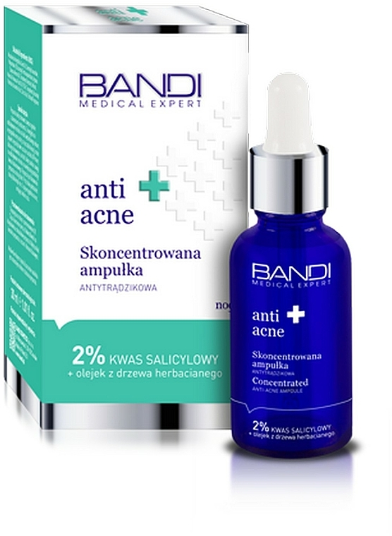Anti-Acne Concentrated Ampoule - Bandi Medical Expert Anti Acne Concentrated Ampoule