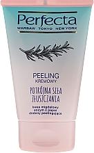 Fragrances, Perfumes, Cosmetics Facial Cream Scrub - Perfecta Detox Cream Scrub