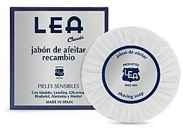 Fragrances, Perfumes, Cosmetics Shaving Soap - Lea Classic Shaving Soap (refill)