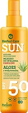 Fragrances, Perfumes, Cosmetics Waterproof Milk for Tan - Farmona Herbal Care Sun SPF 50