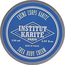 Fragrances, Perfumes, Cosmetics Body Cream - Institut Karite Milk Cream Shea Body Cream