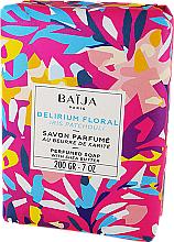 Fragrances, Perfumes, Cosmetics Perfumed Soap - Baija Delirium Floral Soap