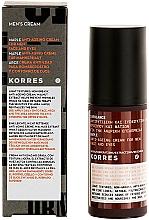 Fragrances, Perfumes, Cosmetics Men Anti-Aging Cream - Korres Maple Anti-Ageing Face Cream
