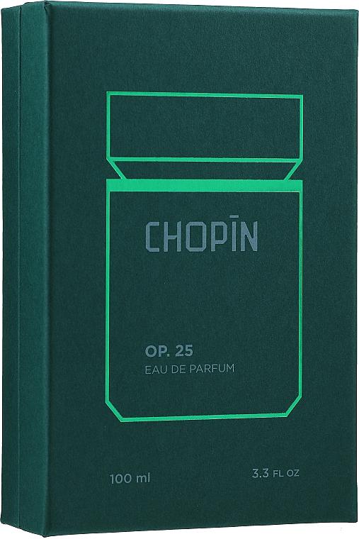 Miraculum Chopin OP. 25 - Eau de Parfum