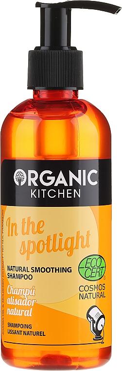 "Smoothing Natural Hair Shampoo ""In the Spotlight"" - Organic Shop Organic Kitchen Shampo"