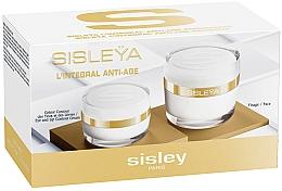 Fragrances, Perfumes, Cosmetics Set - Sisley L'Integral Anti-Age Face-Eye Set (f/cr/50ml + lip/eye/cr/15ml)