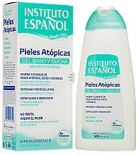 Fragrances, Perfumes, Cosmetics Atopic Skin Shower Gel - Instituto Espanol Atopic Skin Shower Gel