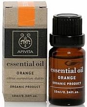 "Fragrances, Perfumes, Cosmetics Essential Oil ""Orange"" - Apivita Aromatherapy Organic Orange Oil"